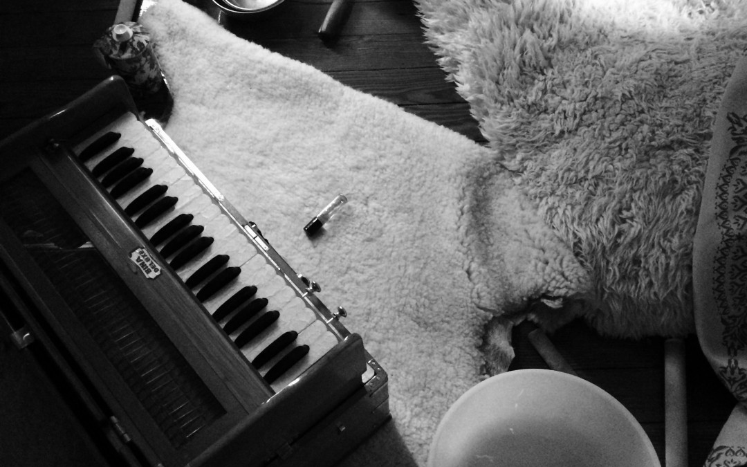 My Harmonium and Me