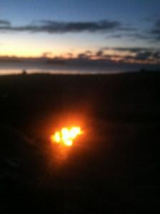 Singing in the Sunrise